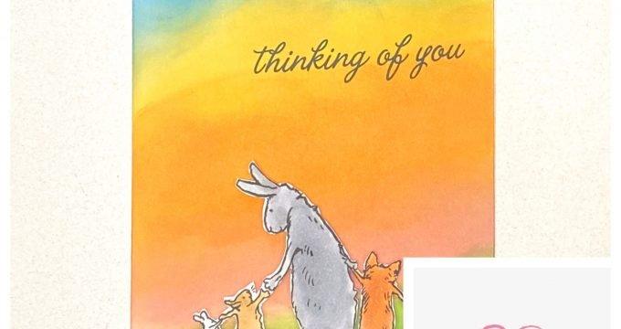 Sympathy Card For A Friend
